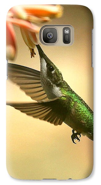 Galaxy Case featuring the photograph A Tasty Treat by Myrna Bradshaw