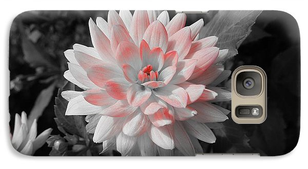 Galaxy Case featuring the photograph A Touch Of Color by Chad and Stacey Hall
