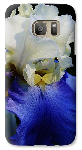 Galaxy Case featuring the photograph A Touch Of Elegance by Bruce Bley