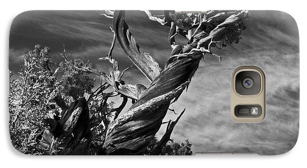 Galaxy Case featuring the photograph A Twisted Life  by Eric Rundle