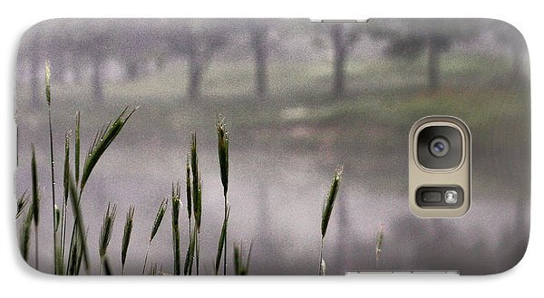 Galaxy Case featuring the photograph A View In The Mist by Bruce Patrick Smith