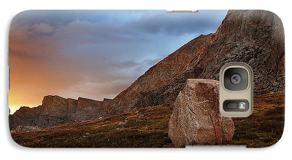 Galaxy Case featuring the photograph A Warm Embrace by Jim Garrison