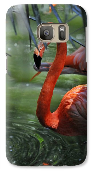 Galaxy Case featuring the photograph A Watchful Eye by Kenny Francis