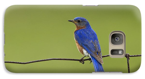 Galaxy Case featuring the photograph A Well Deserved Rest by Gary Hall