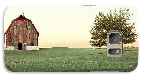 Rural Scenes Galaxy S7 Case - A Wisconsin Postcard by Todd Klassy