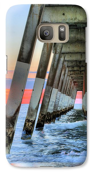 A Wrightsville Beach Morning Galaxy S7 Case