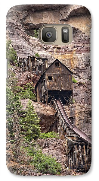 Abandoned Mine Galaxy S7 Case