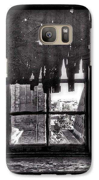 Abandoned Window Galaxy S7 Case