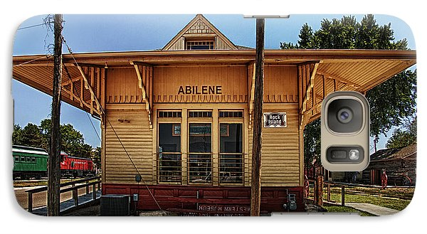 Abilene Station Galaxy S7 Case