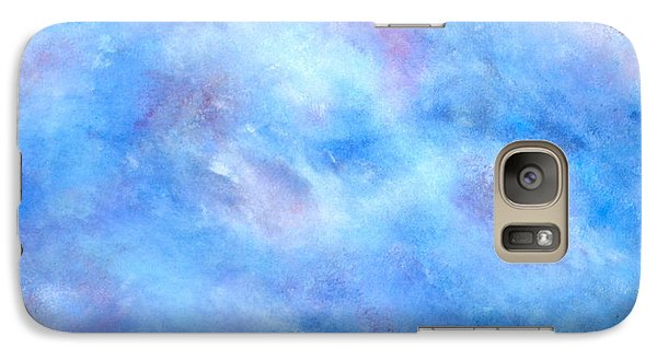 Above The Clouds Galaxy S7 Case