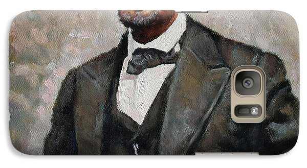 Abraham Lincoln Galaxy S7 Case