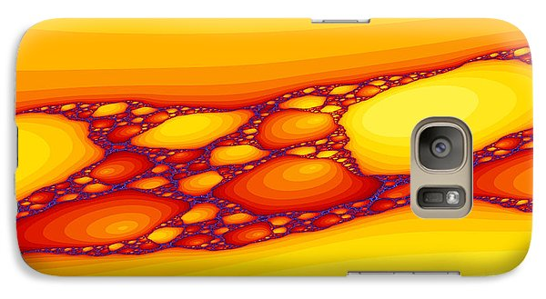 Galaxy Case featuring the digital art Passage Of Hope by Hai Pham