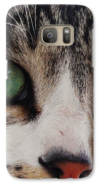 Galaxy Case featuring the photograph Absolute Honesty by Anita Dale Livaditis