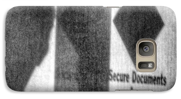 Galaxy Case featuring the photograph Absolute Security by Steven Huszar