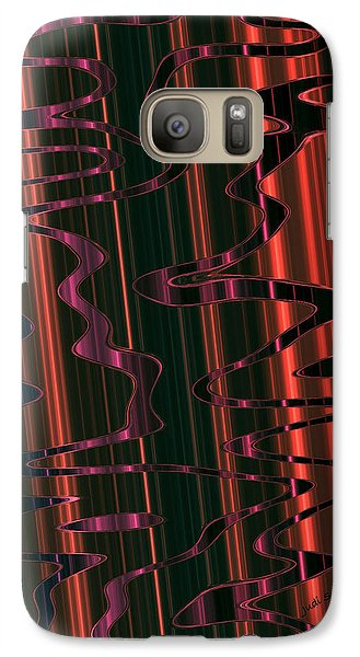 Abstract 327 Galaxy S7 Case