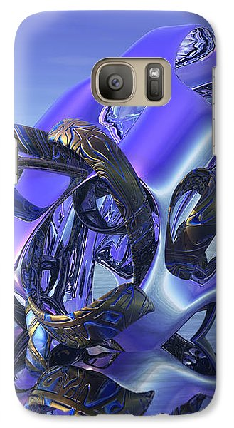 Abstract 333 Galaxy S7 Case