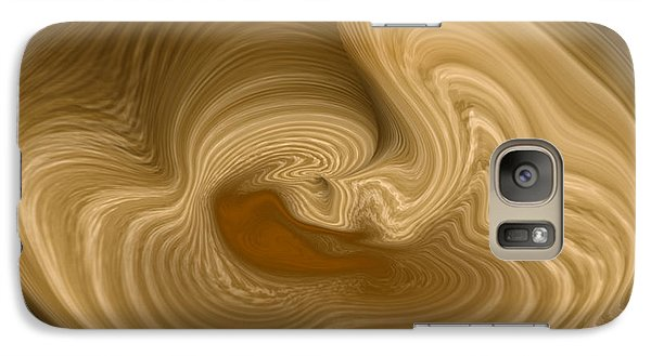 Galaxy Case featuring the photograph Abstract Design by Charles Beeler