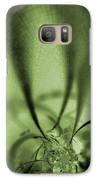 Galaxy Case featuring the photograph Vorticity by Robert Kernodle