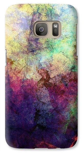 Galaxy Case featuring the digital art Abstraction 042914 by David Lane
