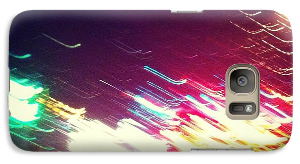 Galaxy Case featuring the photograph Abstraction Distraction For Mka by Toni Martsoukos