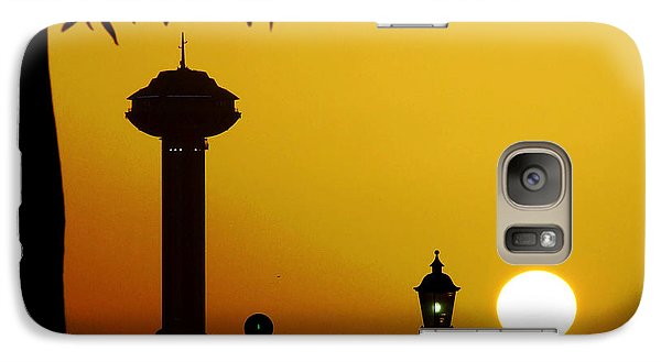 Galaxy Case featuring the photograph Abu Dhabi by Andrea Anderegg