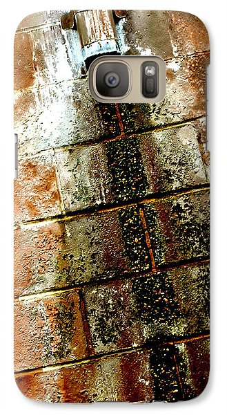 Galaxy Case featuring the photograph Acid Rain by Christiane Hellner-OBrien