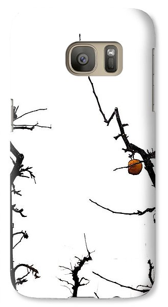 Galaxy Case featuring the photograph Adam's Apple by Michael Dohnalek
