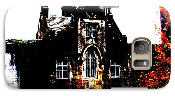 Galaxy Case featuring the photograph Adare Manor by Charlie and Norma Brock