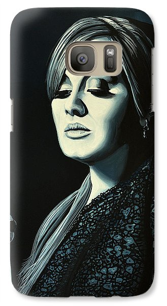 Adele 2 Galaxy S7 Case