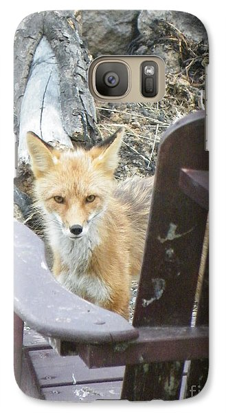 Galaxy Case featuring the photograph Adirondack Envy by Brian Boyle