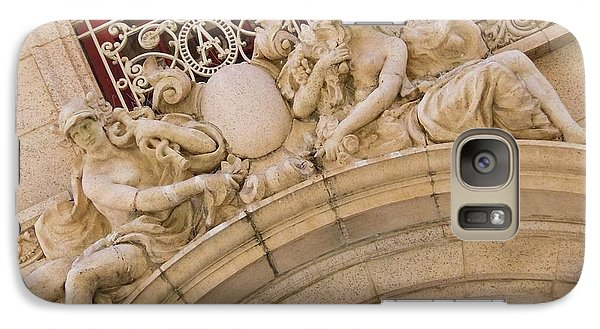 Galaxy Case featuring the photograph Adolphus Hotel - Dallas #3 by Robert ONeil