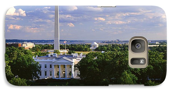 Aerial, White House, Washington Dc Galaxy S7 Case