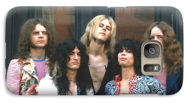 Aerosmith - Boston 1973 Galaxy S7 Case by Epic Rights