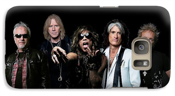 Aerosmith - Global Warming Tour 2012 Galaxy Case by Epic Rights