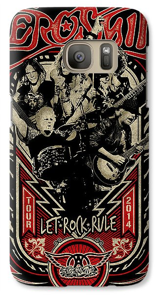 Aerosmith - Let Rock Rule World Tour Galaxy Case by Epic Rights