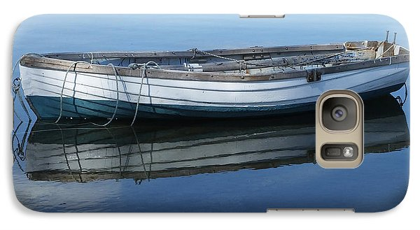Galaxy Case featuring the photograph Afloat by Mark Alan Perry