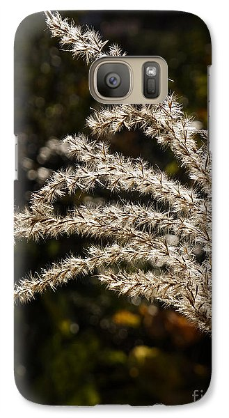 Galaxy Case featuring the photograph After Summer by Inge Riis McDonald