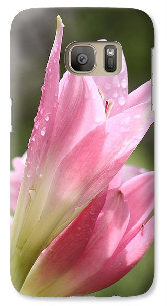 Galaxy Case featuring the photograph After The Rain by Amy Gallagher