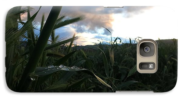 Galaxy Case featuring the photograph After The Rain by Paul Foutz