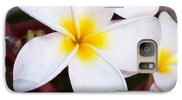 Galaxy Case featuring the photograph After The Rain by Sheila Byers
