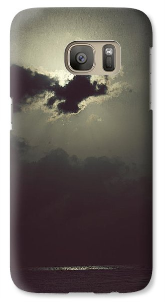 Galaxy Case featuring the photograph After The Storm by Melanie Lankford Photography