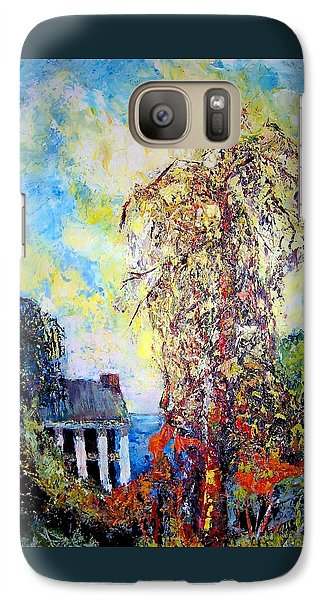 Galaxy Case featuring the painting after Will Henry Stevens by Jodie Marie Anne Richardson Traugott          aka jm-ART