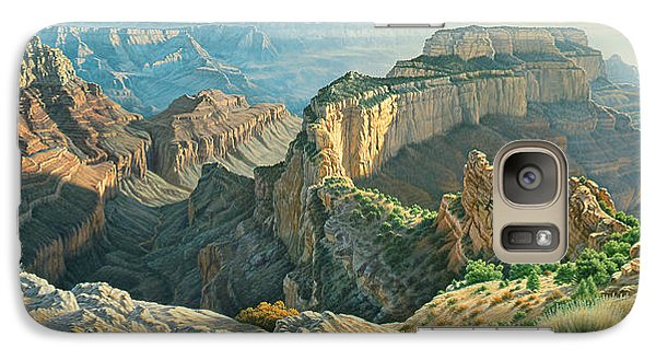Afternoon-north Rim Galaxy S7 Case by Paul Krapf
