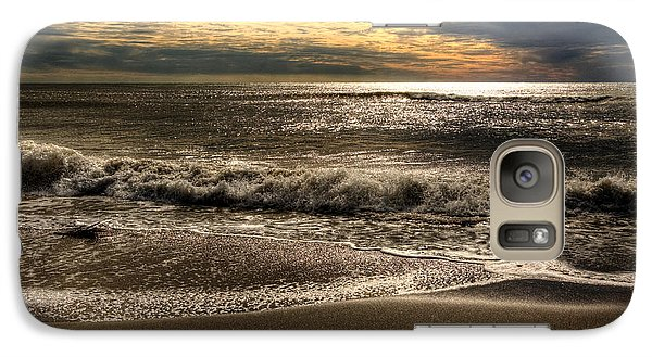 Galaxy Case featuring the photograph Afternoon Swell by Julis Simo