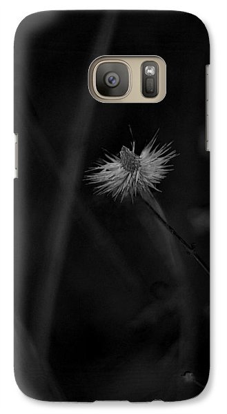 Galaxy Case featuring the photograph Afterword by Rebecca Sherman