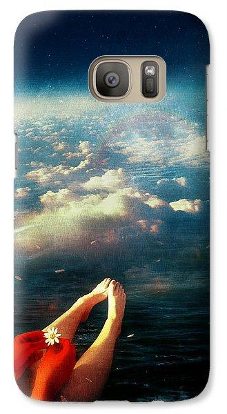Daisy Galaxy S7 Case - Again by Mario Sanchez Nevado