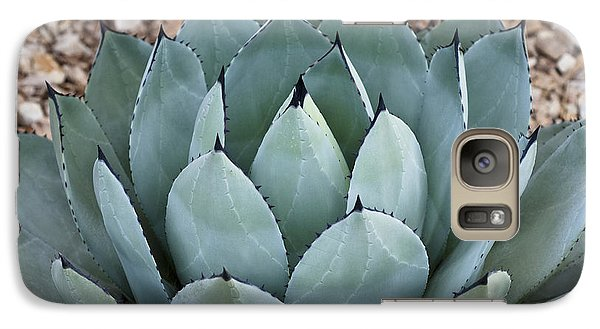 Galaxy Case featuring the photograph Agave by Lana Enderle