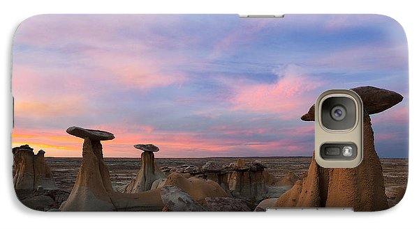 Galaxy Case featuring the photograph Ah-shi-sle-pah by Keith Kapple