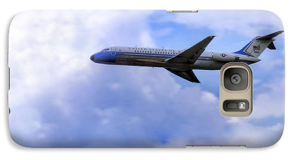 Air Force One - Mcdonnell Douglas - Dc-9 Galaxy S7 Case