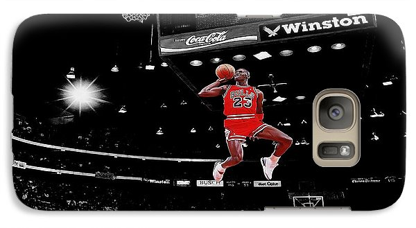 Air Jordan Galaxy Case by Brian Reaves